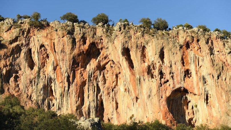 Geyikbayırı is Turkey's rock climbing haven. (Shutterstock Photo)