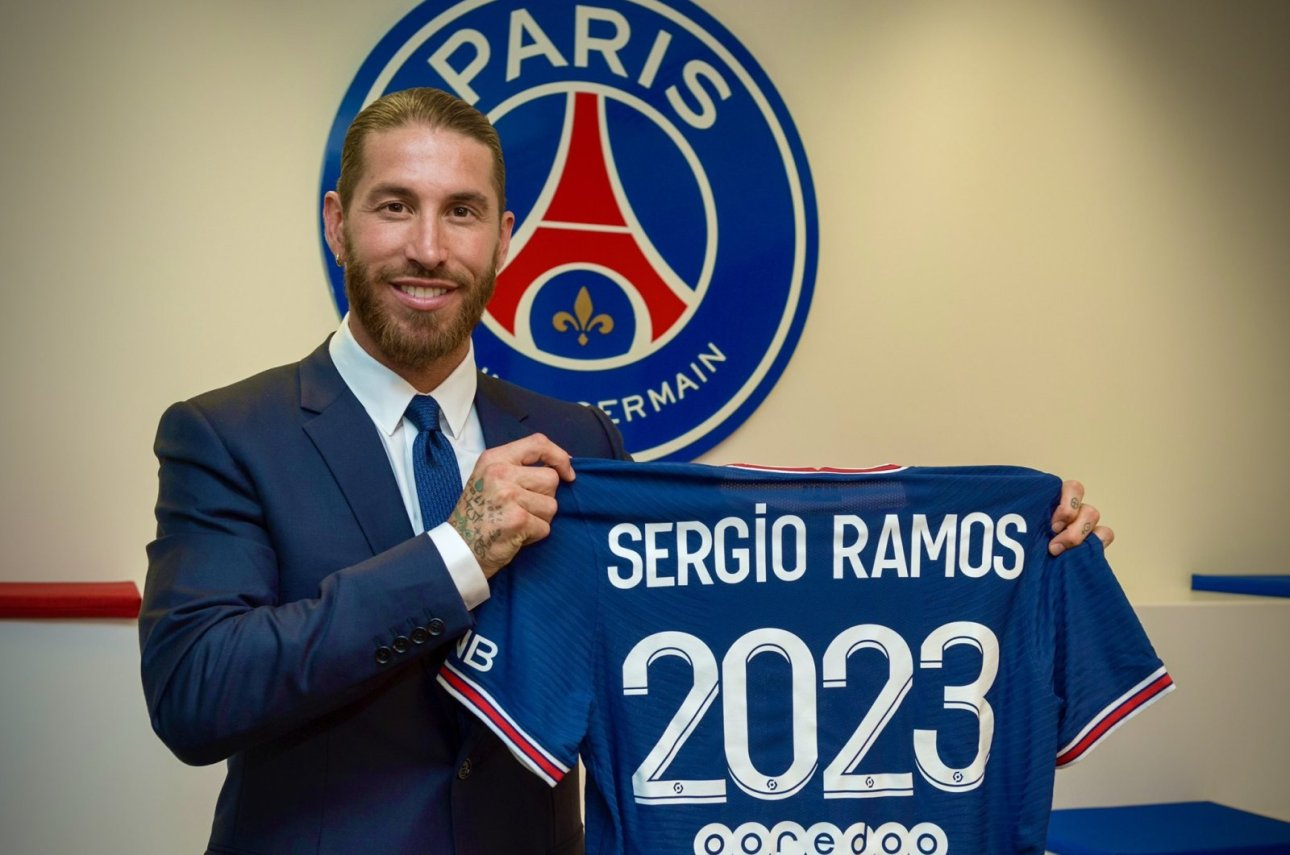 Sergio Ramos denied Manchester City and Arsenal. The Spanish defender chose between three clubs.