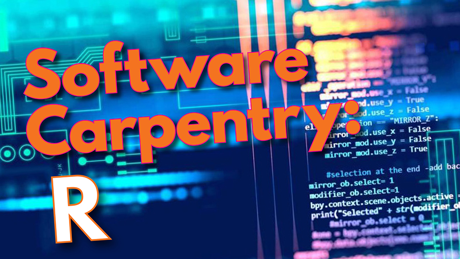 Software Carpentry R
