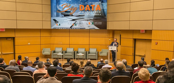 University of Miami Institute for Data Science and Computing Big Data Conference 2018