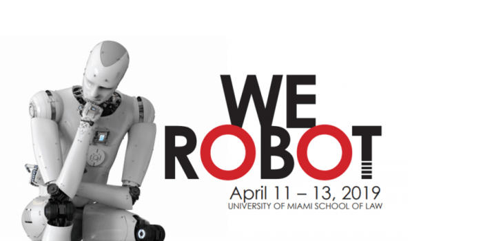 We Robot 2019 header