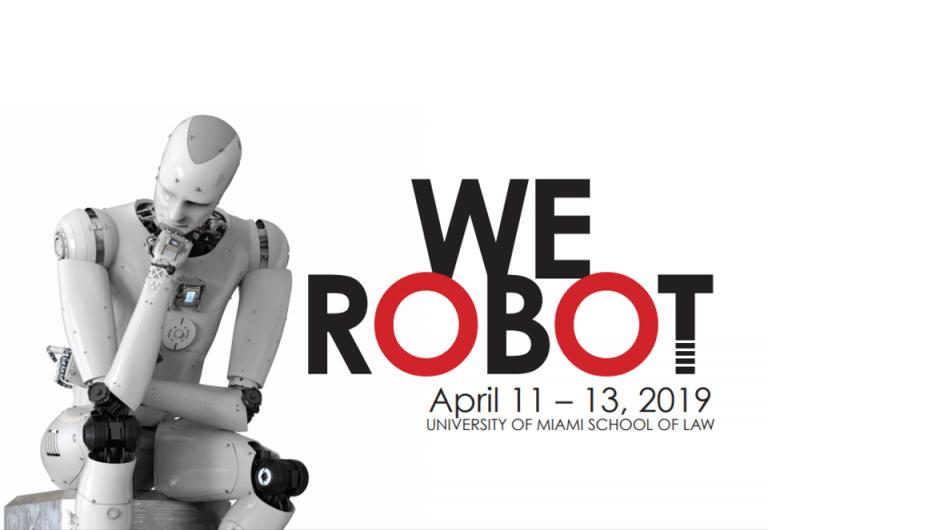 We Robot 2019 header