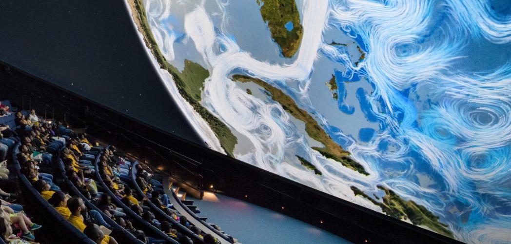 Frost Museum Planetarium