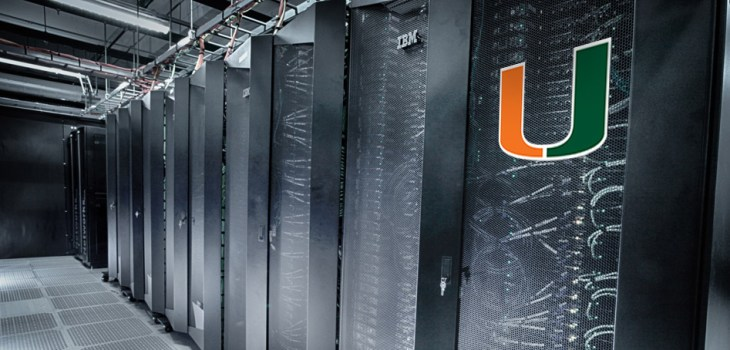 University of Miami Pegasus Supercomputer