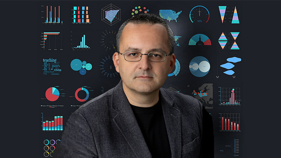 Alberto Cairo, University of Miami Institute for Data Science and Computing, Meet a Data Scientist lecture series