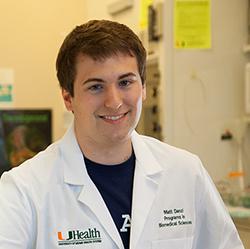 Matt Danzi, 2015-2016 IDSC Fellow