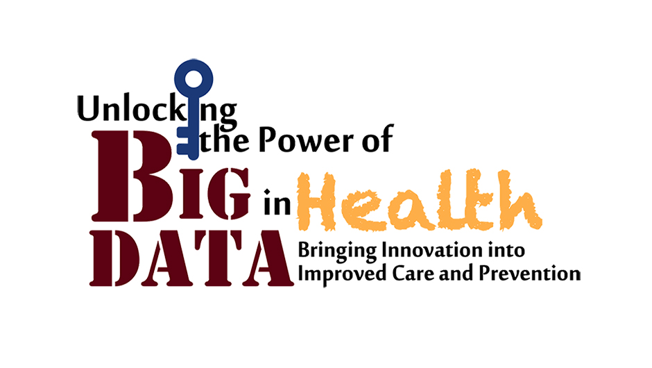 Unlocking the Power of Big Data in Health: Bringing Innovation into Improved Care and Prevention logo 2021