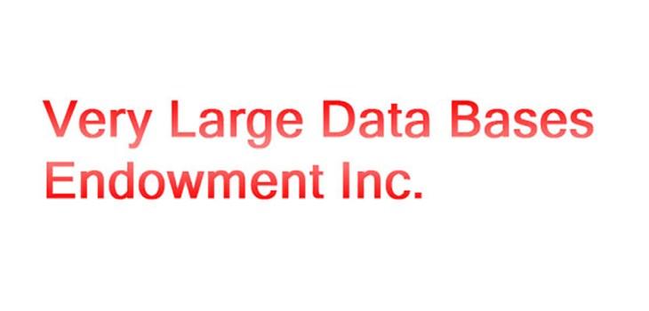 Very Large Databases Endowment logo