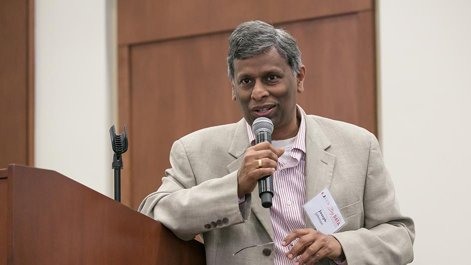 Joseph Johnson at Big Data 2017