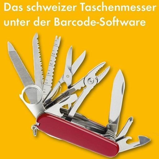 Universal APP für Barcode Scanning