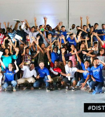 District Youth Leadership Camp Belize