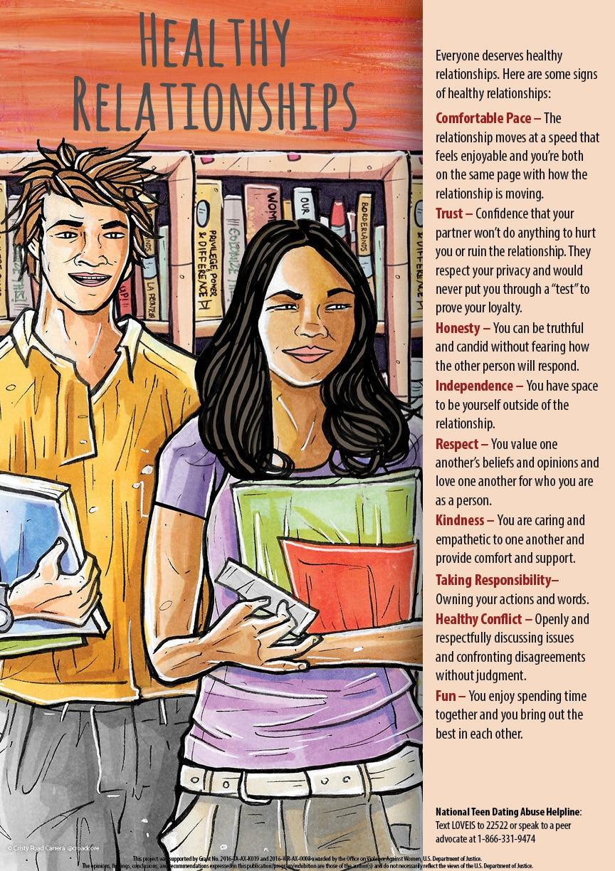 national teen dating violence awareness