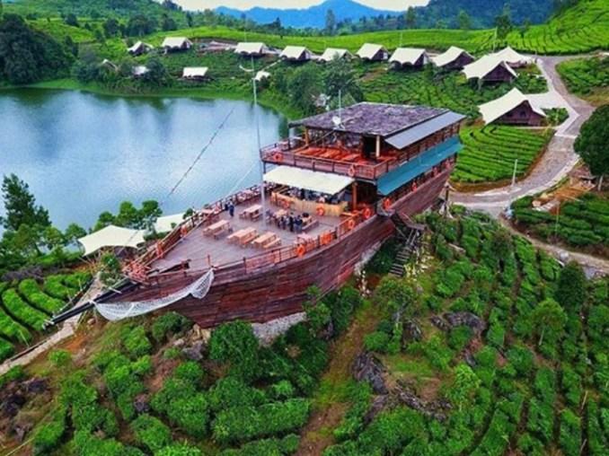 Danau Situ Patenggang Yang Menarik dan Indah