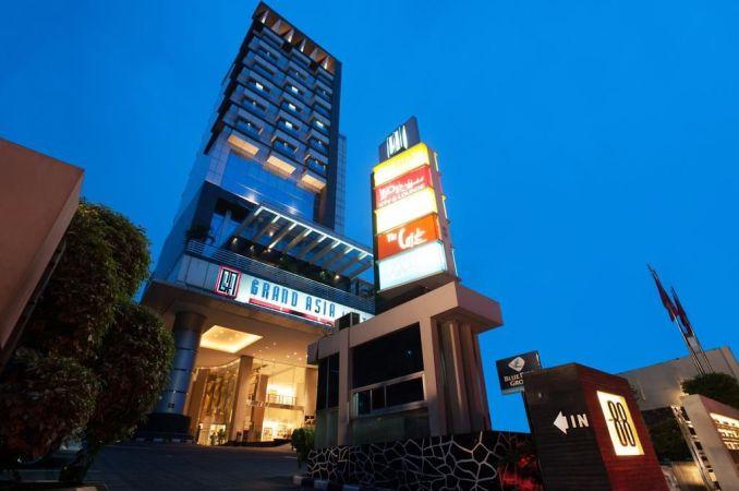 Hotel Grand Asia di Jakarta Tarif Mulai 360 ribu