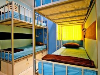 Hotel di Jogja Konsep Dorm Murah