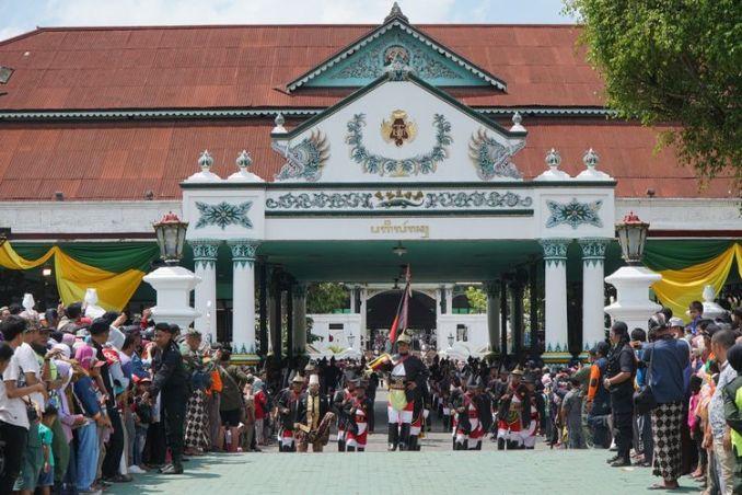 Keraton Yogyakarta Destinasi Tempat Wisata