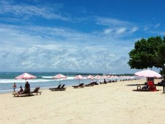 Pantai Kuta Bali Wisata Yang Indah