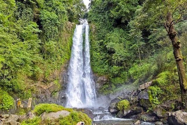 Air Terjun Yeh Mampeh Tempat Wisata Alternatif Bali