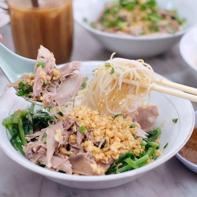 Bihun Bebek Asie, Kuliner Medan Yang Enak