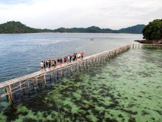 Keindahan Pulau Petong Batam Yang Eksotis