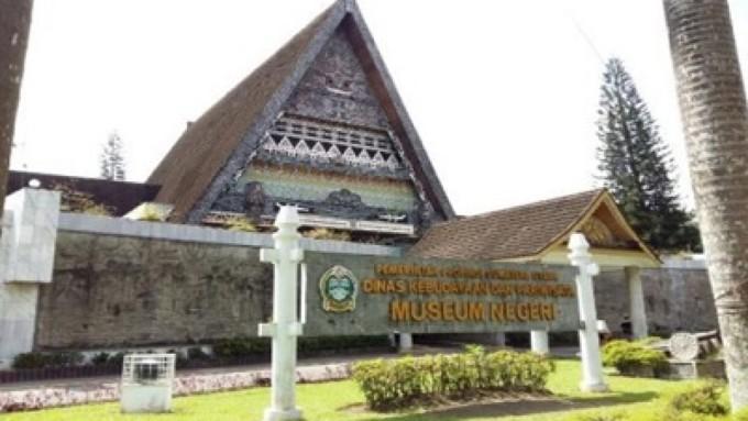 Museum Negeri Sumatera Utara sebagai tempat bersejarah