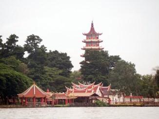 Pulau Kemaro Di Palembang Yang Melegenda
