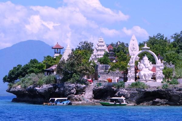 Pulau Menjangan Yang Menarik di Bali Barat