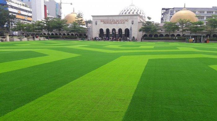 Taman Alun-Alun Kota Bandung Yang Menarik Sekali