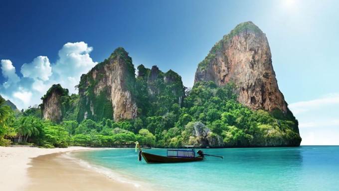 Tempat wisata thailand - Pantai Railay