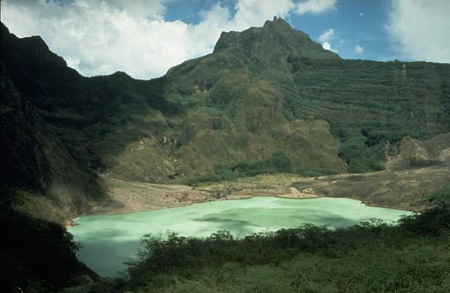 Gunung Kelud - Wisata Kediri