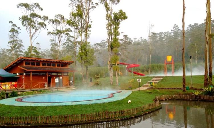 Kampung Cai Ranca Upas Tempat Wisata Favorit di Bandung