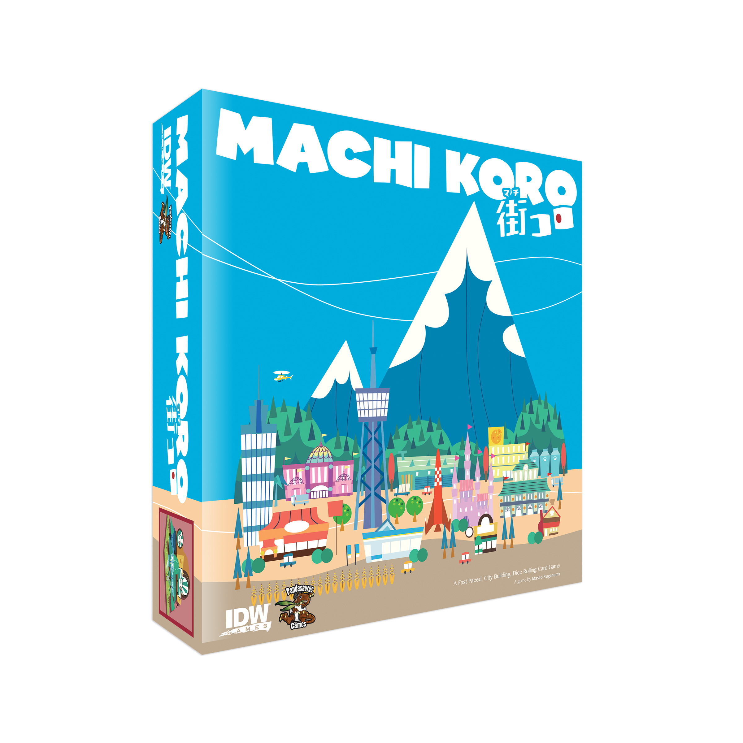 Image result for machi koro