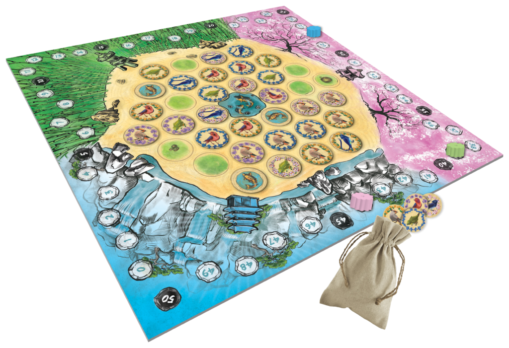 3D-game-layout