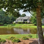 Enjoy amazing water views throughout 128 Oak Hollow