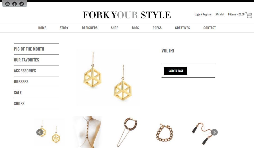 Fork Your Style
