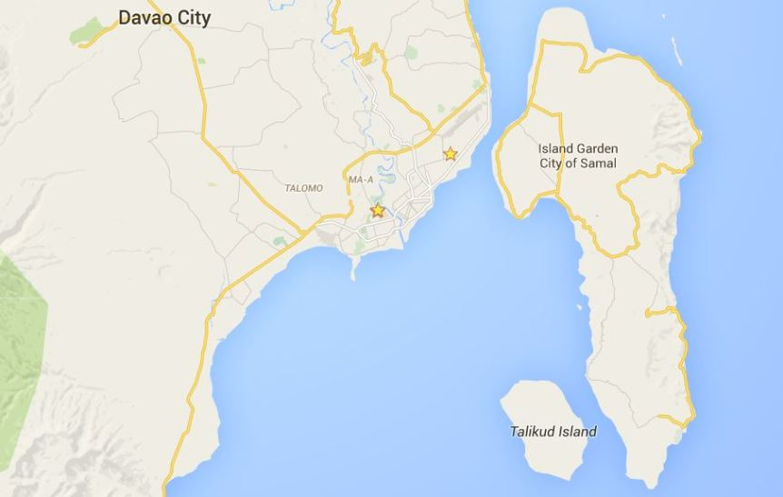 Philippine Boomtown Expands Into the Sea