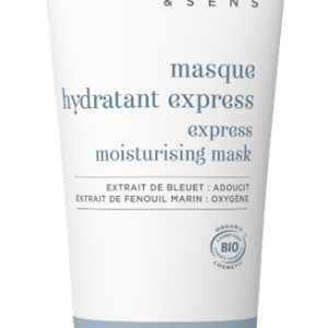 Masque hydratant express