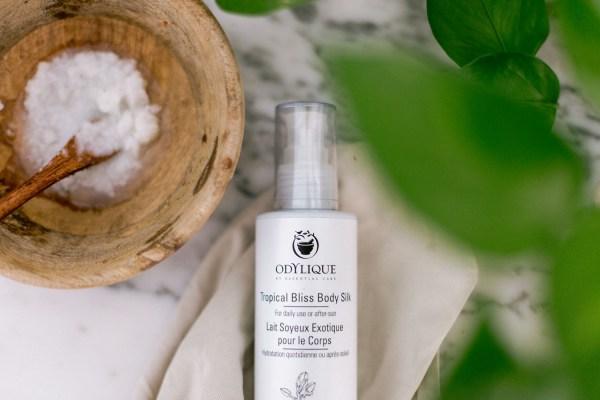 Summer Goodies Tropical Bliss Body Silk