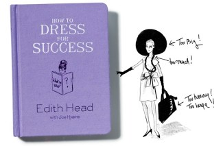 How to Dress For Success Book Cover
