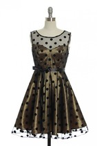 Dot Your Eyes Dress