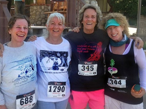 2016 Idyllwild 5K/10K walk and run results • Idyllwild ...