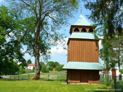 Łosiniec - dzwonnica