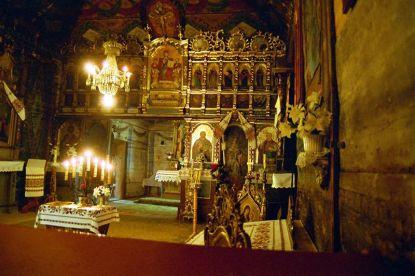Cerkiew w Śnietnicy, 2005r.