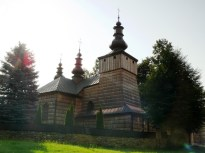 Łosie - cerkiew greckokatolicka
