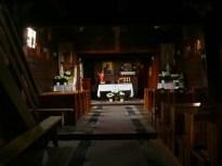 cerkiew w Równi - wnętrze (2011r.)