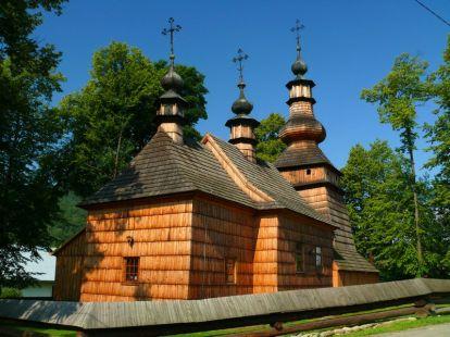 Cerkiew w Ropicy Górnej (d. Ruskiej)