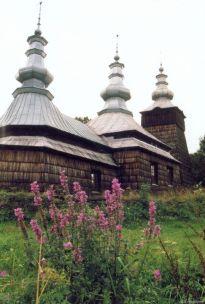 Cerkiew w Szczawniku
