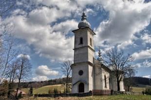 Cerkiew w Izbach, 2015r.