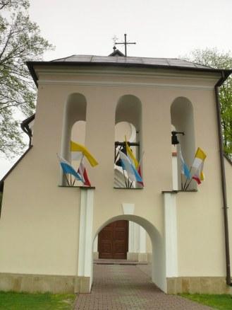 dzwonnica-brama z 1842 r.