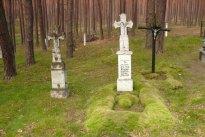 Cmentarz w Teniatyskach